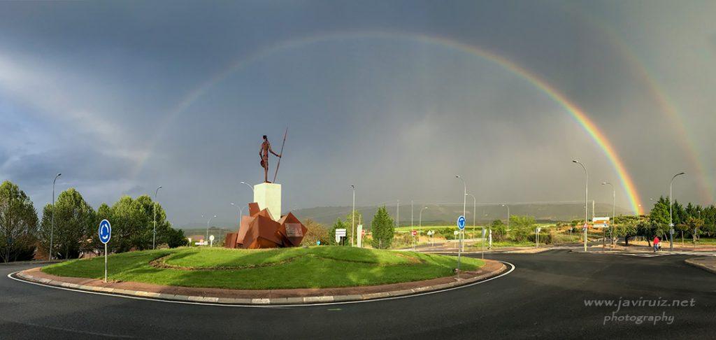 doble-arcoíris